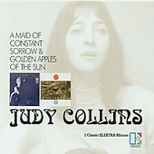 Judy Collins - Maid of Constant Sorrow/Golden Apples of Sun [New CD] UK - Import