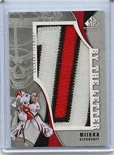 2010/11 UD SP GAME USED MIIKKA KIPRUSOFF GU PATCH 5/9