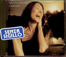"MONDAY MICHIRU "" OPTIMISTA "" CD NUOVO 1999"