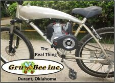 Gru-Bee T-Belt Drive Total KIT for 4 Stroke 49cc engine Bicycle motor