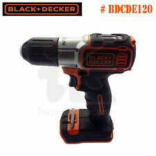 "R Black & Decker BDCDE120 20V MAX Lithium 3/8"" Drill/Driver-No Battery & Charger"