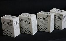 WORLD AUDIO THE DRAMATIZED KJV BIBLE ON 48 AUDIO CASSETTES OLD & NEW TESTAMENTS