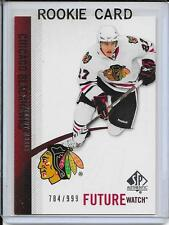 10-11 SP Authentic Jeremy Morin Future Watch Rookie # 217