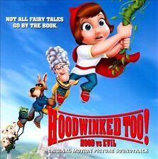 Hoodwinked Too! Hood vs. Evil  Soundtrack  2011 . EXLIBRARY