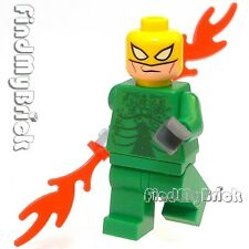 BM071A Lego Minifigure with Iron Fist Mask Head NEW