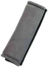 MEMORY FOAM SEAT BELT SHOULDER PAD GREY COLOR