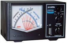 SWR/POWER METER/ 1.6-525 MHZ/  200W/ CROSS NEEDLE/ JTWXVUHF