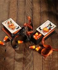 Bethany Lowe - Halloween - Candy Boxes, Set of 2 - LG0690