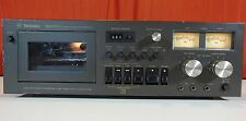 Rare Technics RS-671US RS671 Vintage Cassette Deck for Part/Repair,Free Shipping