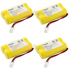 4x Cordless Home Phone Battery for Sony BP-T50 BPT50 SPP-N1000 N1001 N1003 N1004