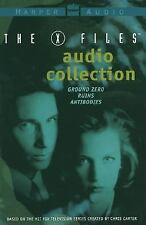 The X-Files Audio Collection by Kevin J. Anderson (1997, Cassette, Unabridged)