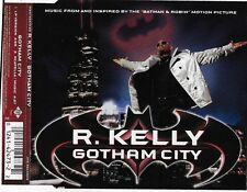 Gotham City (Remix) [Single] by R. Kelly CD 1997 Jive USA