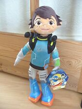 Genuine Disney Miles From Tomorrow-Miles soft plush toy 35cm-neuf avec étiquettes