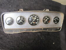 32 33 34 AUBURN DASH INSTRUMENT PANEL CUSTOMIZED IN GOOD OLD DAYS SCTA FORD A T