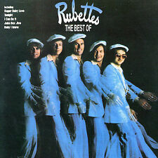 Rubettes - The Best of the Rubettes [Polydor] CD NEW Sugar Baby Love