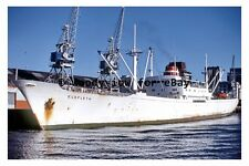 rp12700 - German Reefer Cargo Ship - Elsfleth - photograph