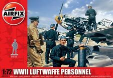 Airfix A01755 WWII Luftwaffe Personnel Military Figures x 46 1/72nd 1st Post