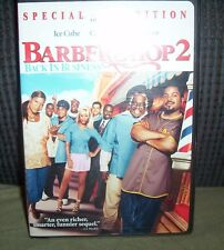 Barbershop 2 Back in Business Special Edition Ice Cube Queen Latifah Sealed DVD