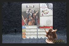 Zombicide Black Plague Kickstarter Exclusive Bob with Card