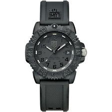 *** DEFECTIVE *** LUMINOX 7051.BO Colormark Blackout Watch with Luminous Accents