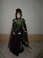 BARBIE EMPRESS OF THE ALIENS  2011 GOLD LABEL USED