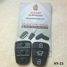Replacement Keypad For Hyundai i20 (Old models ) Flip Key