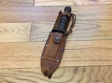 VINTAGE PARKER CUT CO. SURVIVAL PILOT KNIFE JAPAN ONTARIO KNIFE STYLE