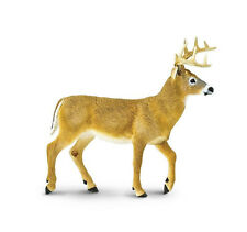 WHITETAIL BUCK DEER Replica # 113589 ~ 1:12 Scale FREE SHIP/USA w/ $25+ SAFARI