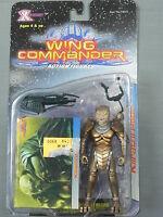 1999 X-TOYS WING COMMANDER ACTION FIGURE KILRATHI PILOT