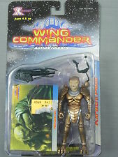 1999 X-TOYS WING COMMANDER ACTION FIGURE KILRATHI PILOT