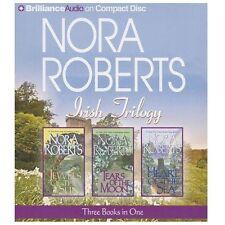 Nora Roberts Irish Trilogy  (Abridged Audiobooks on CDs)