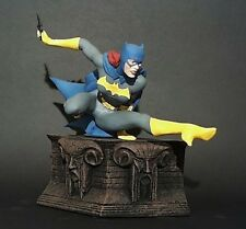 DC Comic Batgirl Barbara Gordon On The Wings of Night Full Size Cold Cast Statue