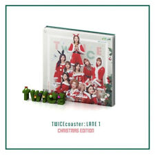 TWICE-[TWICEcoaster:LANE 1] 3rd Mini Album CHRISTMAS CD+POSTER+etc+1p Gift Card