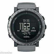 Suunto Core Crush Outdoor Altimeter Watch Dusk Gray - SS020344000