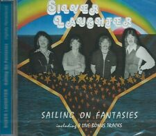 SILVER LAUGHTER - SAILING ON FANTASIES 78 IOWA BEATLES INFL. POP ROCK SLD CD +8x