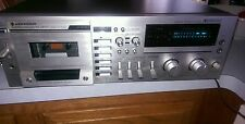 KENWOOD KX-2060 Great Condition Classic Cassette  Recorder Please Read