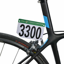 RockBros Cycling MTB Bicycle Race Holder Plate Number Bracket Titanium Alloy New