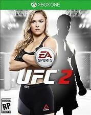 EA Sports UFC 2 (Microsoft Xbox One, 2016) Bilingual Edition