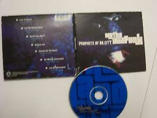PROPHETS OF DA CITY Mutha Land Funk MIXES – 1996 UK Maxi-Single Digipack Hip Hop