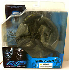 AVP Alien VS Predator Movie Grid Alien Action Figure Mcfarlane Toys