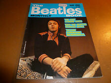 BEATLES BOOK MONTHLY Magazine May 1988 # 145