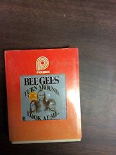 "~~~SEALED~~~ Bee Gees ""Turn Around""  8 Track Tape"