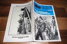 LANDSER GROSSBAND # 729 -- U-BOOTE vor MURMANSK // letzte Feindfahrten von U 99