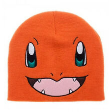 OFFICIAL POKEMON CHARMANDER BIG FACE BEANIE HAT (BRAND NEW)