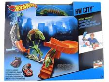 MATTEL Hot Wheels City Mutant Machines X9328 - Rennbahn - HW City