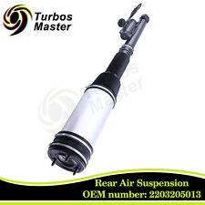 Rear Air Suspension Strut Shock Fit Mercedes S Class W220 S430 S500 S600 Sales