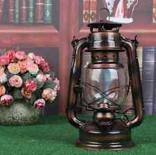 Vintage Bronze Copper Barn Railroad Kerosene Oil Lamp Lantern Home Decor Gift