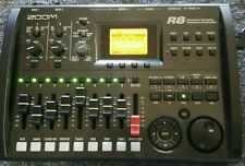Zoom R8 Multi-Track SD Recorder, Sampler & USB Interface GREAT!