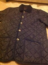 Flannels LAVENHAM Quilted Winter Coat Size Large