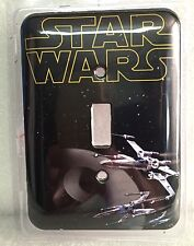 "Star Wars Light Cover Switch Plate 5""X 3 1/2"" - Xwing Fighter - Episode IV"